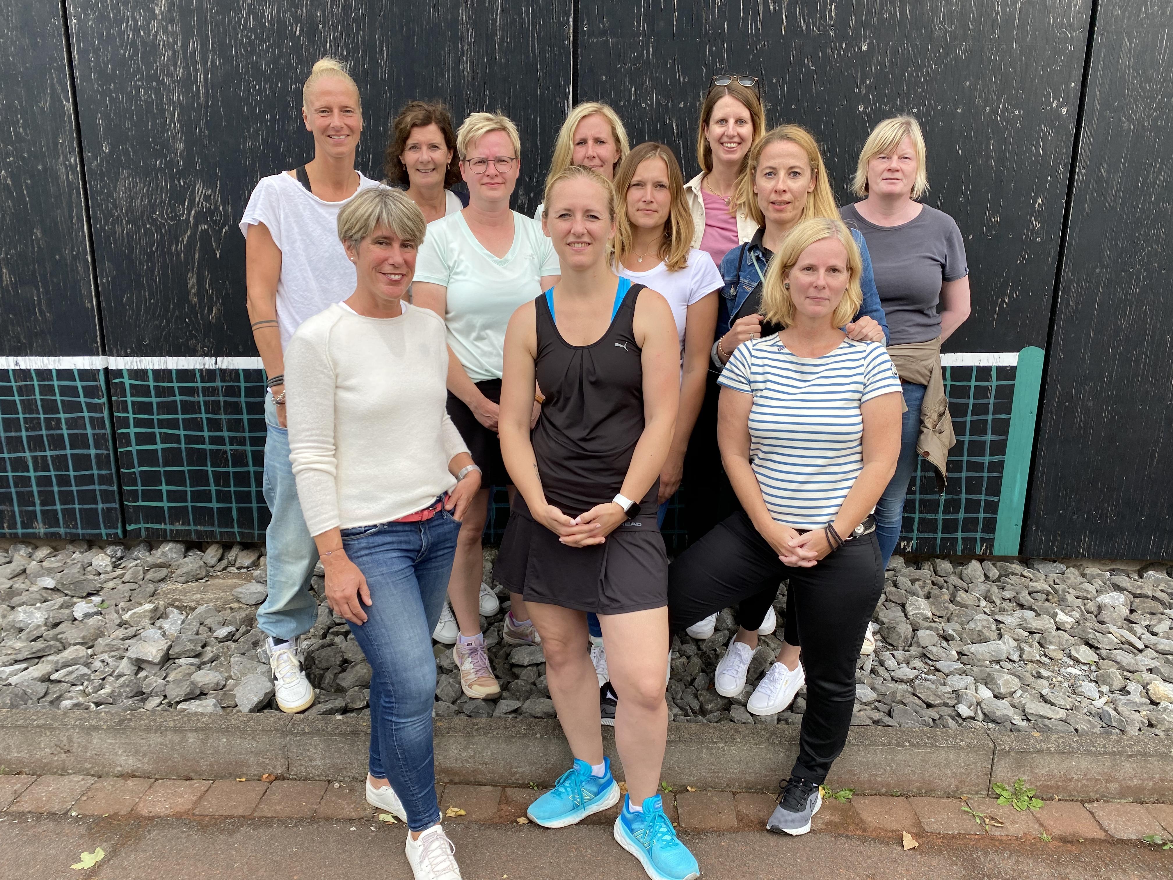 Cor Tennisclub Rheda e.V. - 1. Damen 30