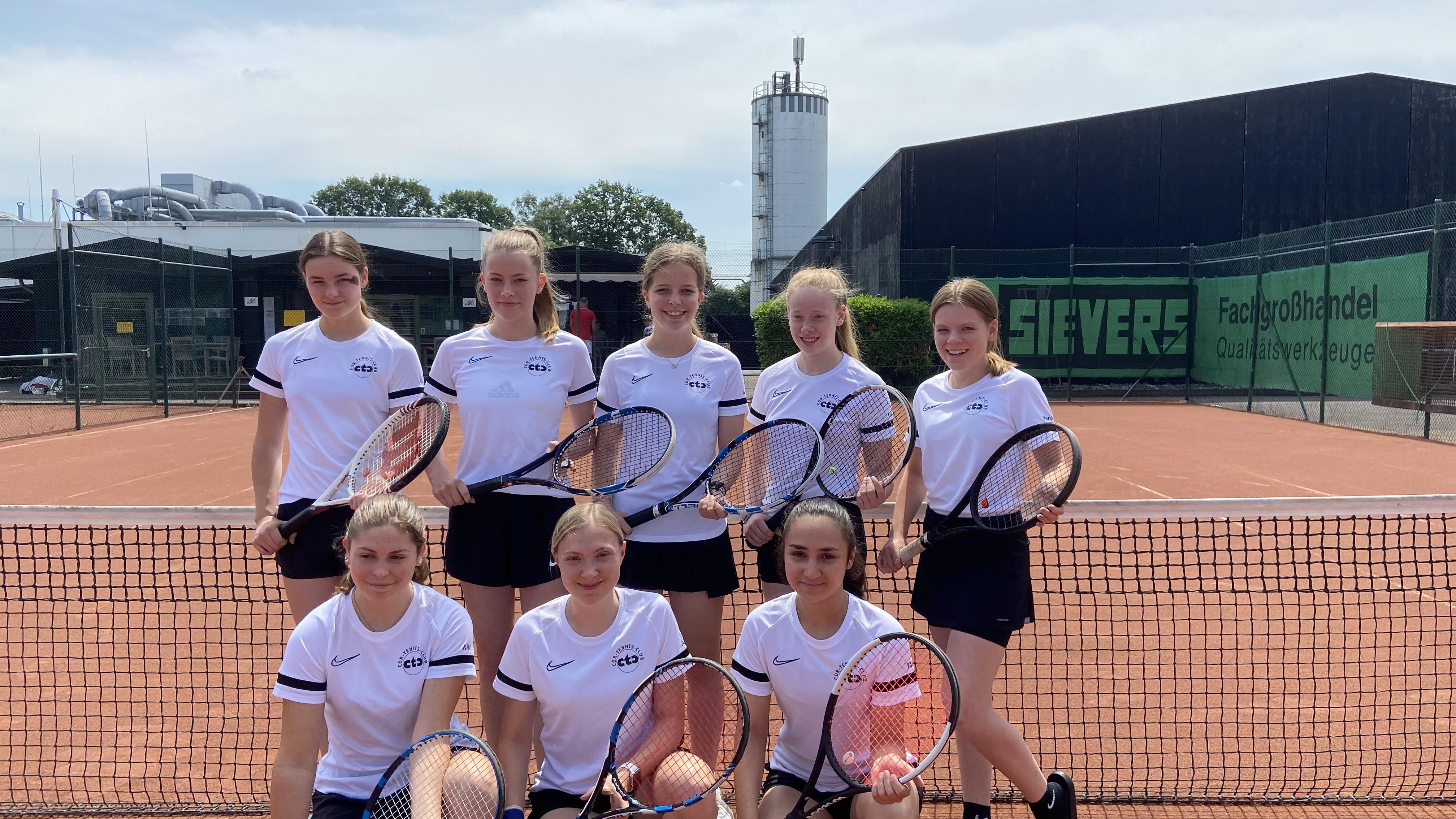 Cor Tennisclub Rheda e.V. - 2. Damen