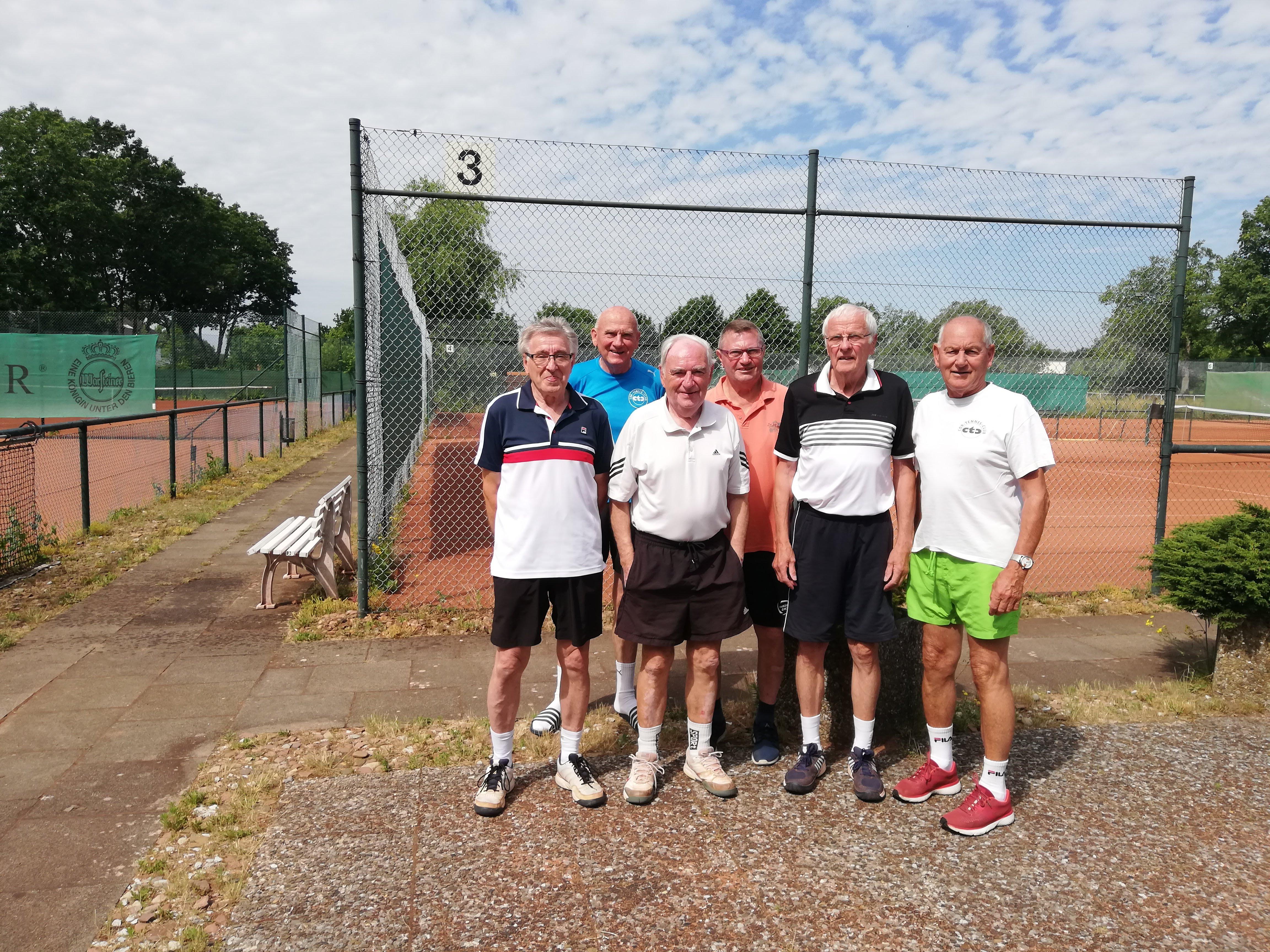 Cor Tennisclub Rheda e.V. - Herren 70