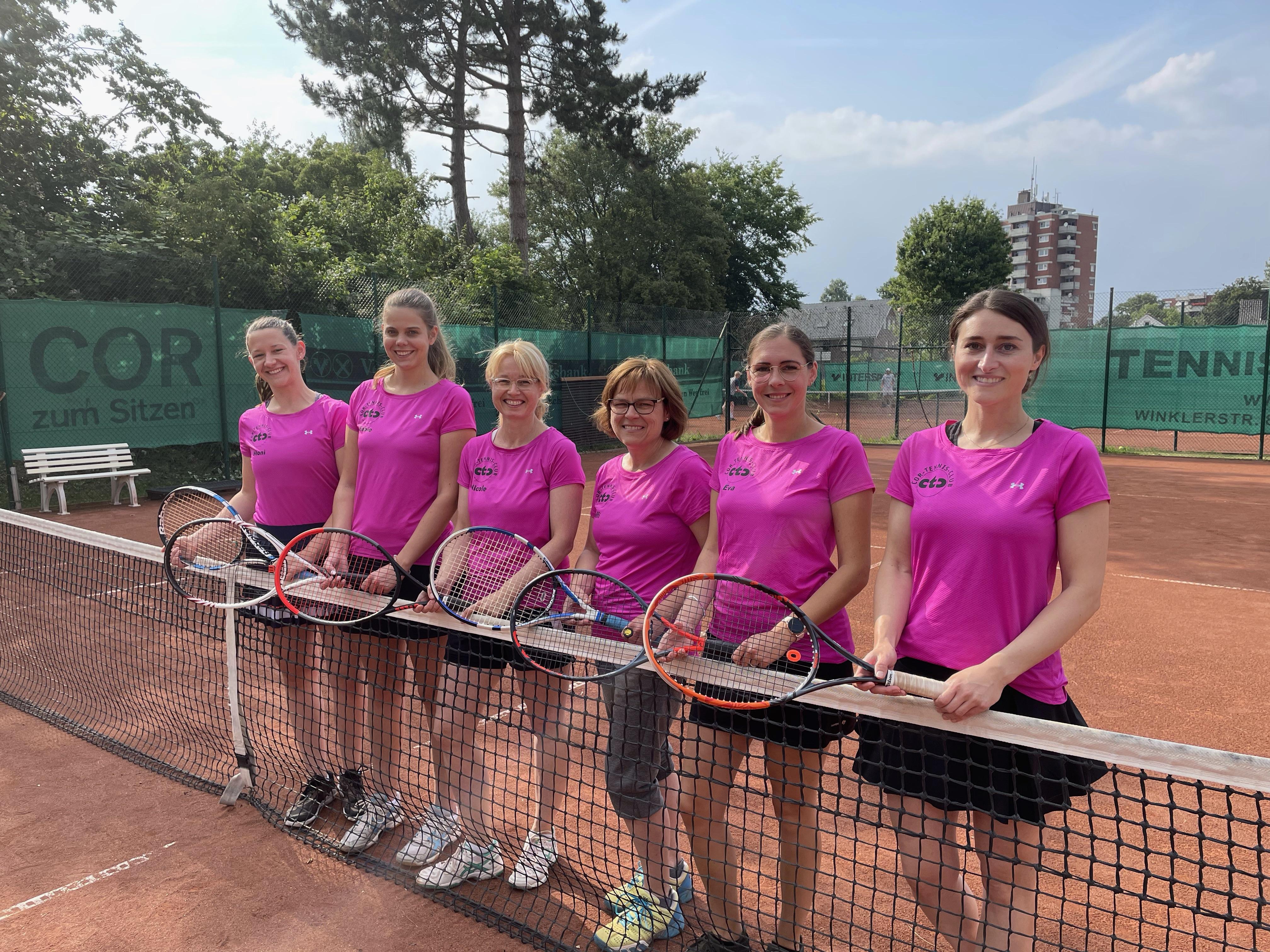 Cor Tennisclub Rheda e.V. - Hobby Damen 2