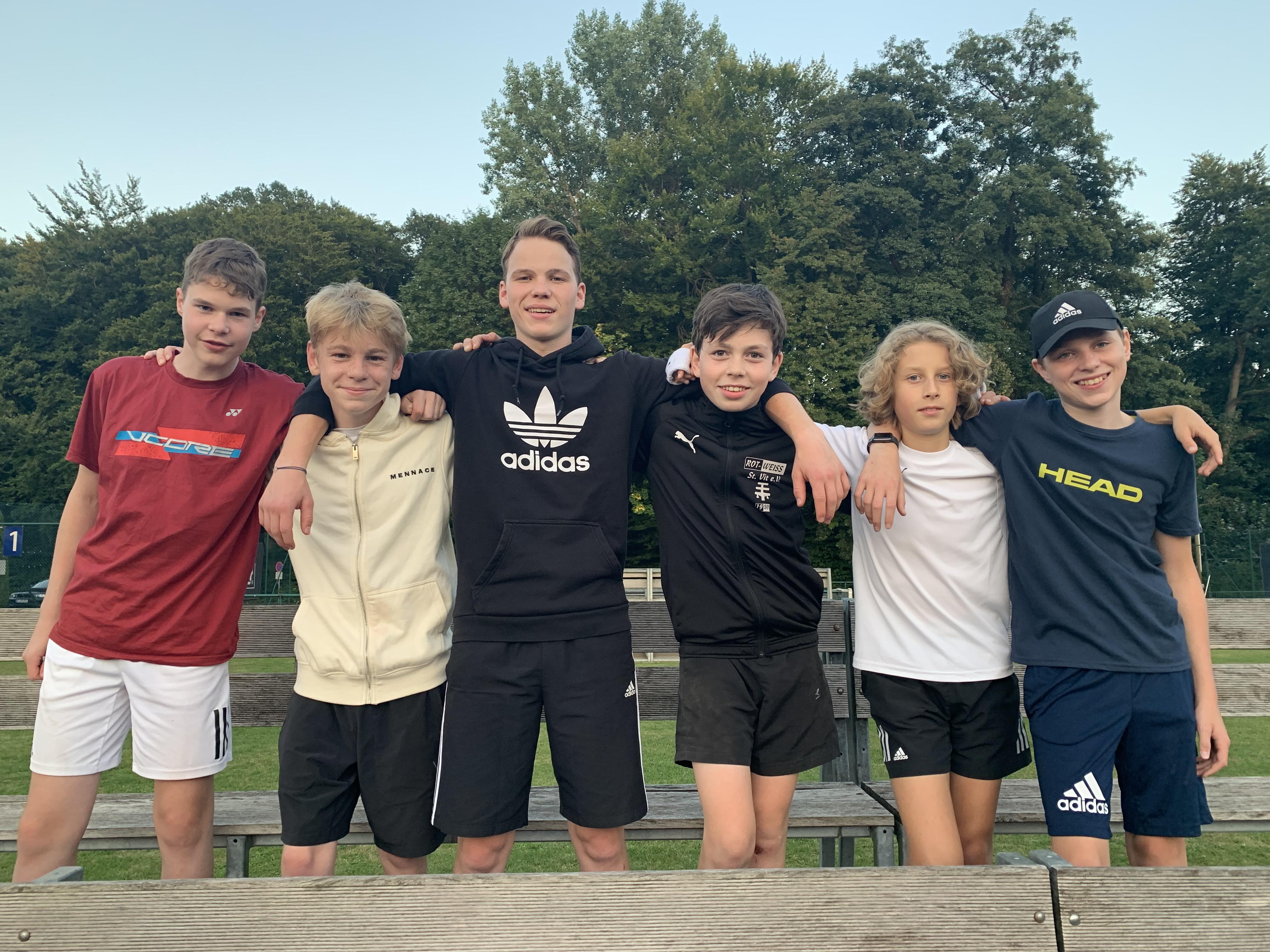 Cor Tennisclub Rheda e.V. - Junioren U15
