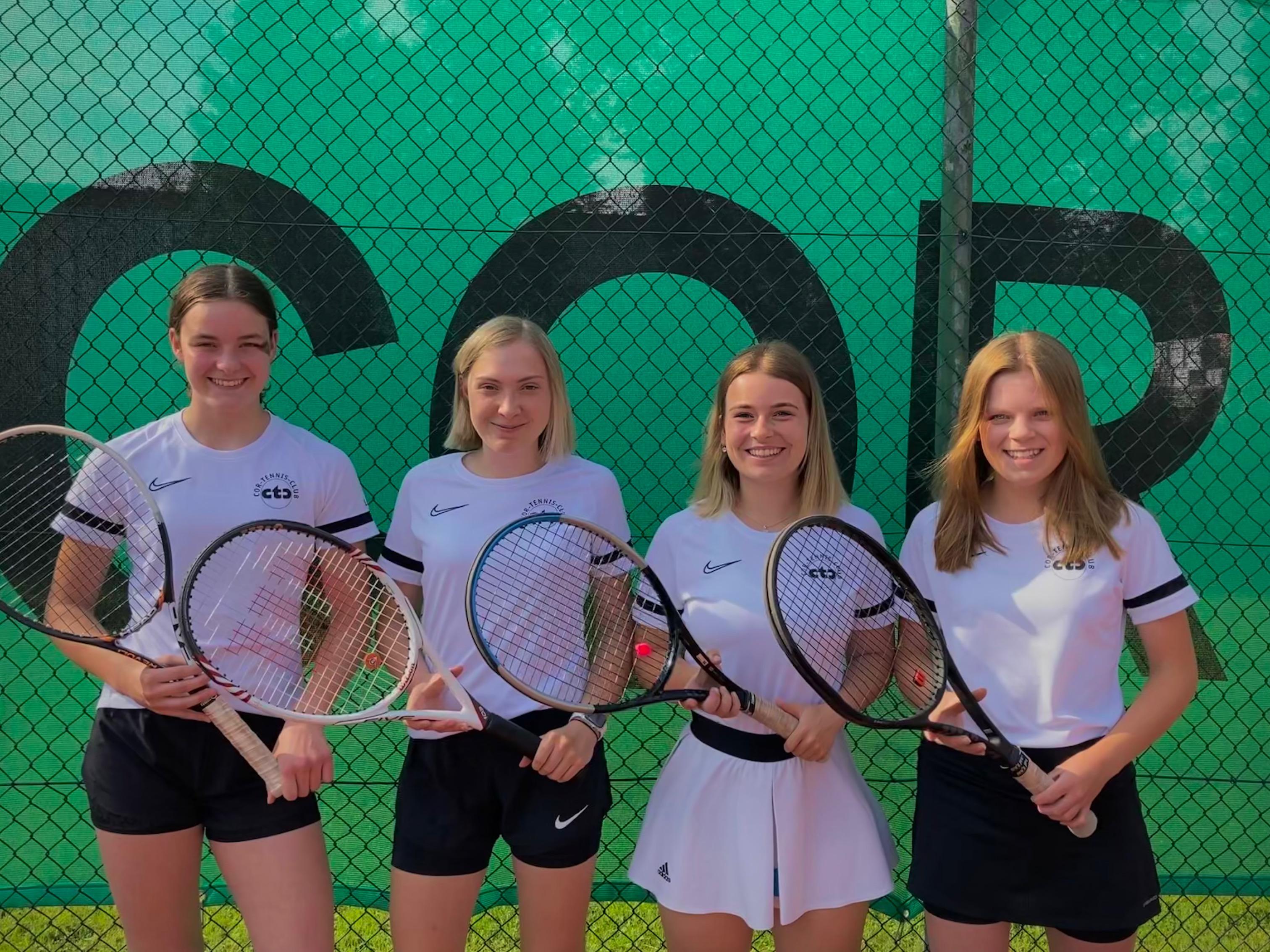 Cor Tennisclub Rheda e.V. - Juniorinnen U18