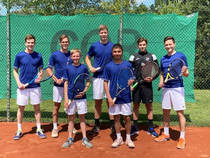 Cor Tennisclub Rheda e.V. - 2. Herren