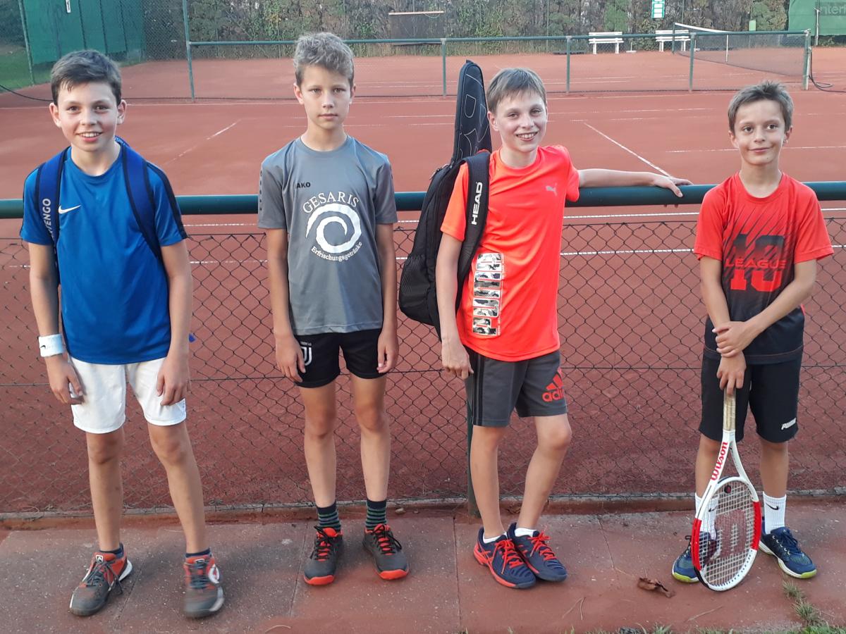 Cor Tennisclub Rheda e.V. - Junioren U12