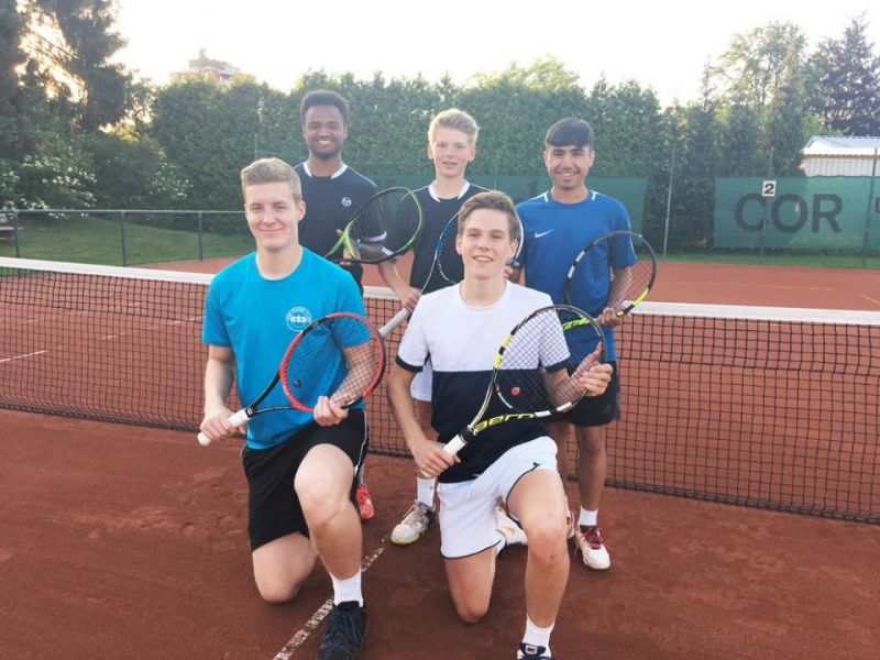 Cor Tennisclub Rheda e.V. - Junioren U18