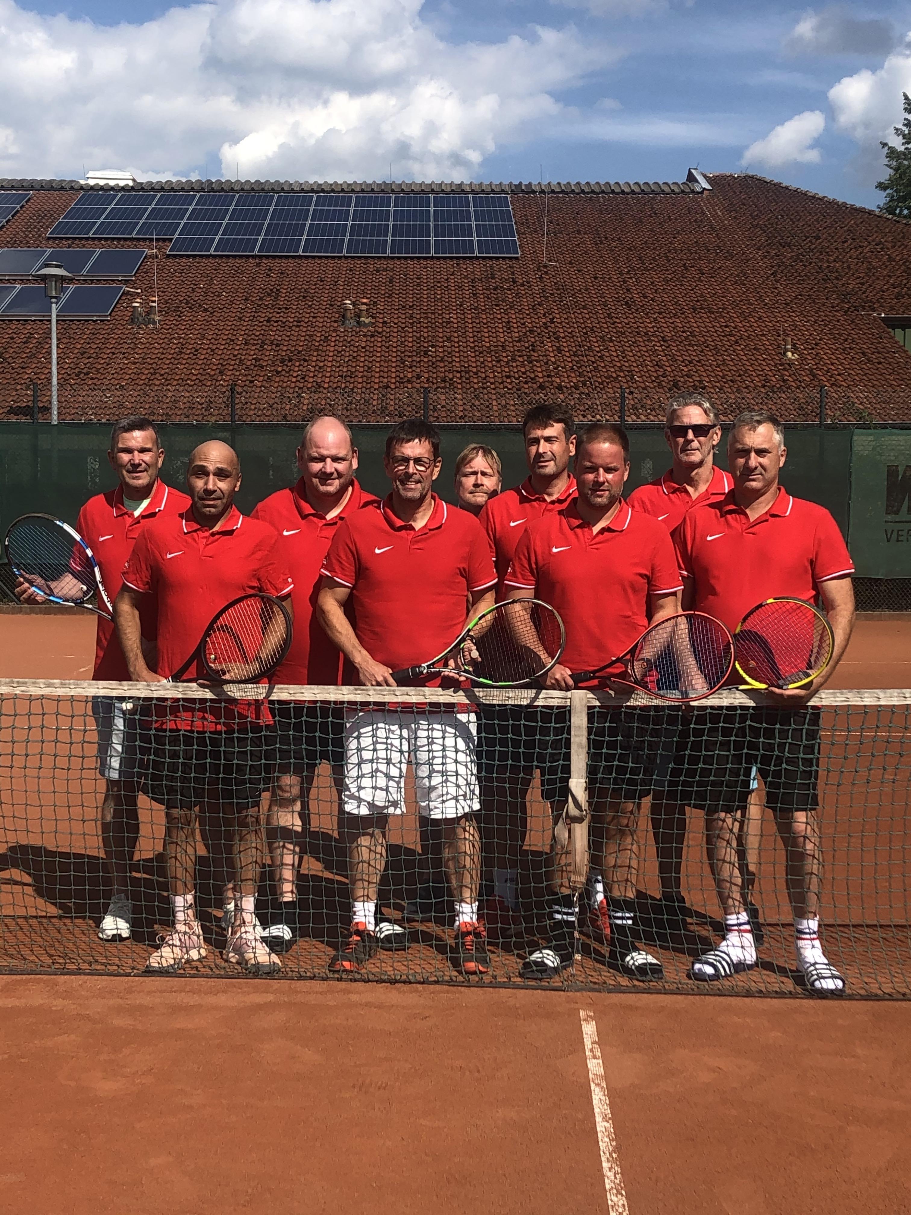 Cor Tennisclub Rheda e.V. - Hobby Herren 1