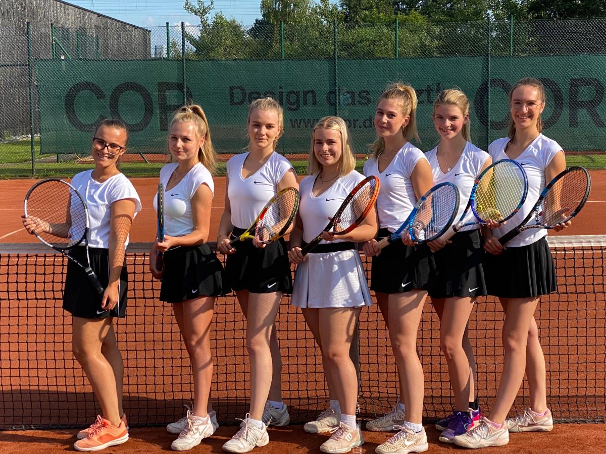 Cor Tennisclub Rheda e.V. - 1. Damen