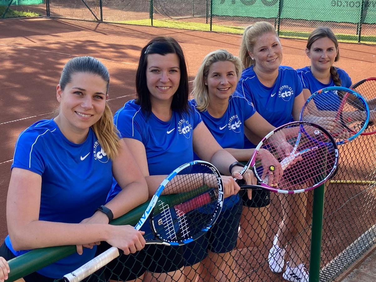 Cor Tennisclub Rheda e.V. - Hobby Damen 1