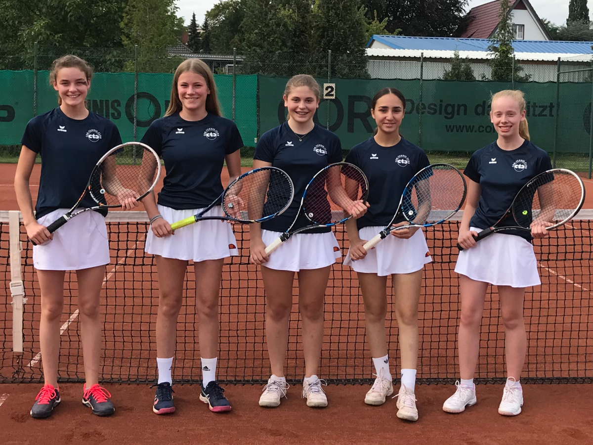 Cor Tennisclub Rheda e.V. - Juniorinnen U15